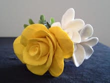Bou-Clay Boutonniere